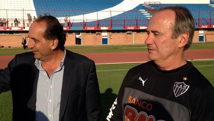 Levir Culpi Atlético-MG (Foto: Divulgação)