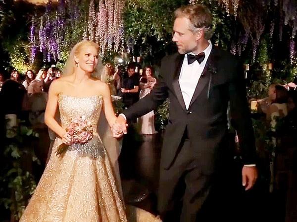 Jessica Simpson e Eric Johnson (Foto: Reprodução / YouTube)