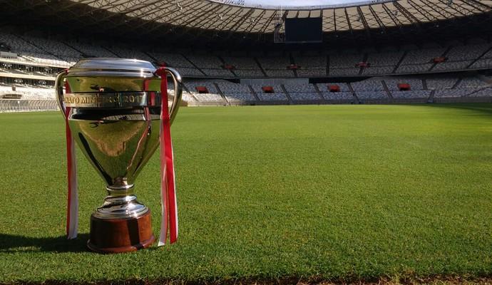 Troféu Campeonato Mineiro; Mineirão; Taça (Foto: Divulgação/Mineirão)