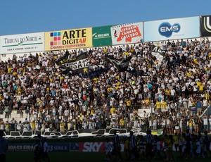 Estádio Frasqueirão - torcida do ABC (Foto: Augusto Gomes)