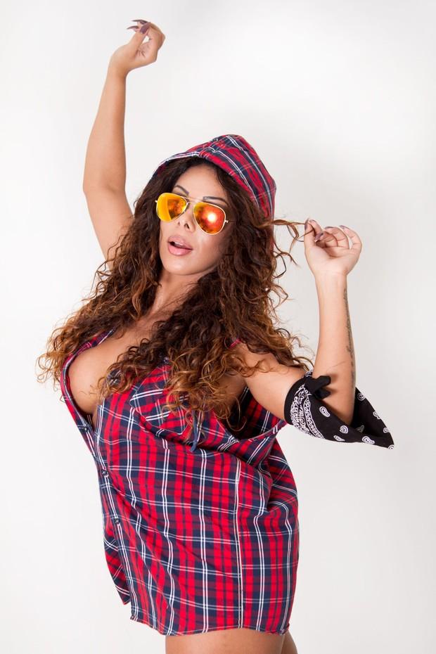 Ariany Nogueira (Foto: Divulgação/Marcos Mello)
