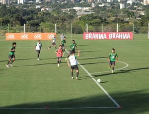 treino seleção brasil curinga (Foto: Alexandre Lozetti)