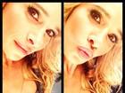 Dany Bananinha faz bico em foto de rede social: 'Gravando'