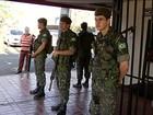 Segurança é reforçada durante a eleição em Itumbiara/GO