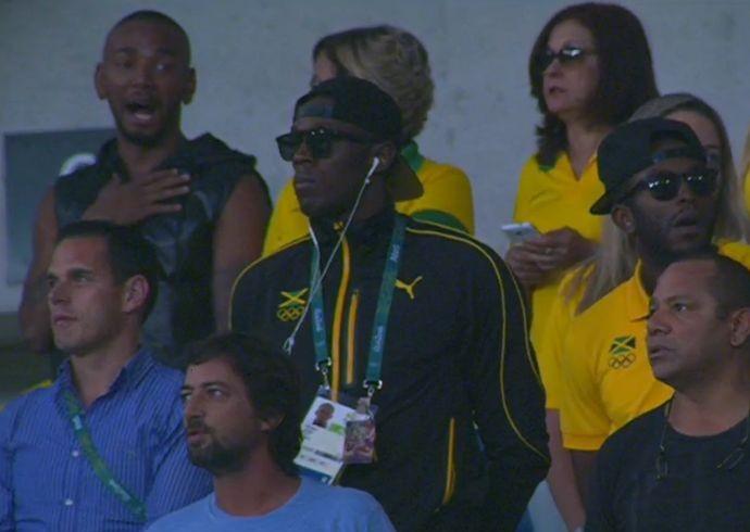 Usain Bolt, atletismo; olimpíada (Foto: Reprodução)
