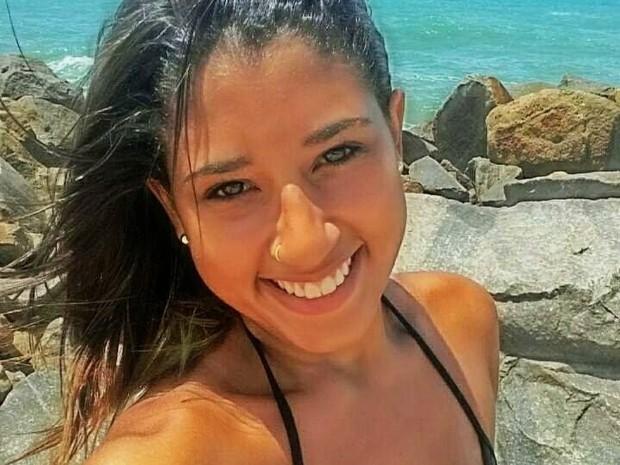 Mykaella Ruanna foi morta com 5 tiros na cabeça  (Foto: Arquivo pessoal)