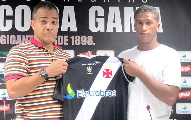Abuda Daniel Freitas Vasco (Foto: André Casado / Globoesporte.com)