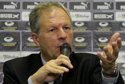 Carlos Eduardo Pereira, presidente do Botafogo (Foto: Vitor Silva / SSPress)
