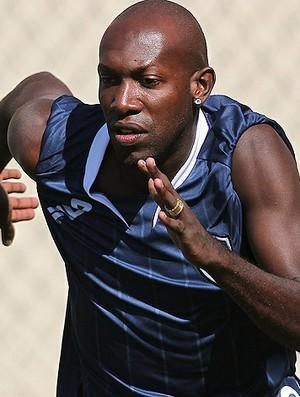 somália botafogo treino (Foto: Satiro Sodré / AGIF)