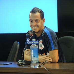 Rodriguinho Corinthians (Foto: Marcelo Braga)