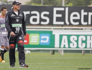 Márcio Goiano, técnico do Figueirense (Foto: Luiz Henrique, divulgação / FFC)