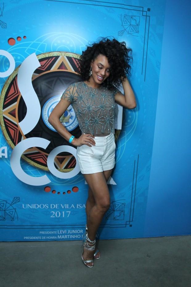 Raissa Santana (Foto: Marcello Sá Barretto)