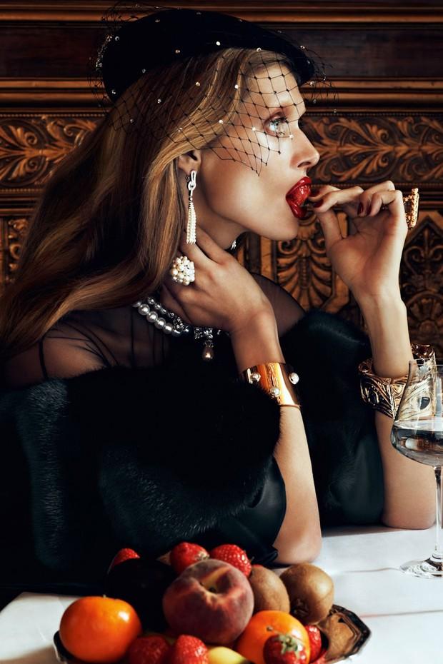 Os erros mais comuns entre quem está de dieta (Foto: Vogue Paris / Agosto 2012)