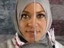 """Primeira americana a competir de véu, Ibtihaj quer ser """"imagem das minorias"""""""