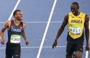 """Michael Johnson não vê substitutos para Bolt no atletismo: """"Figura única"""""""