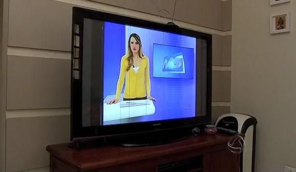 TV Morena presente nas casas dos sul-mato-grossenses. (Foto: Reprodução/TVMO)