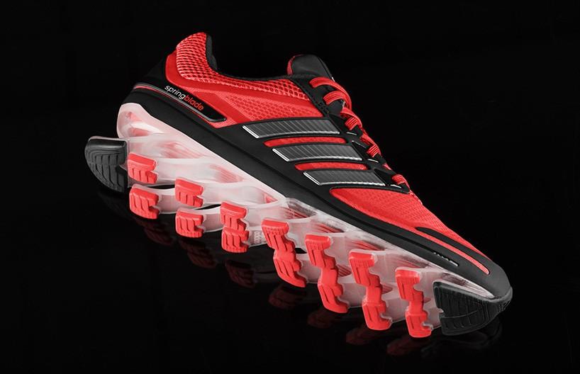 2c06f4f161 Novo tênis de corrida da Adidas emprega lâminas no solado - GQ