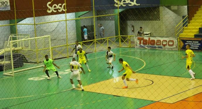 Seleção Boavistana vence Bairro Vale do Grande Rio de goleada (Foto: Amanda Lima)