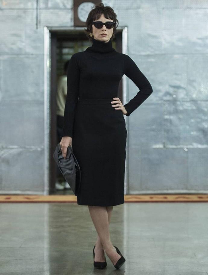 Chique, elegante e moderna! (Foto: Estevam Avellar / TV Globo)