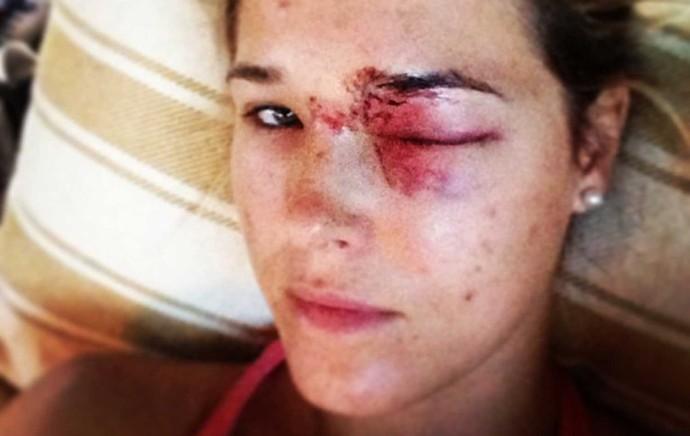 Morgan Beck jogadora de vôlei (Foto: Reprodução/Instagram)