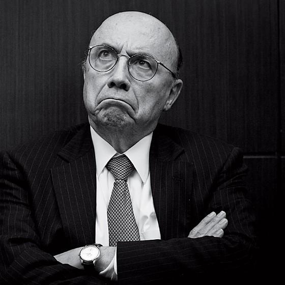 o ex-presidente do BC,Henrique Meirelles (Foto:  Carlos Barretta/Folhapress)