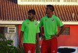 Com Douglas e Rogerinho, Lisca ganha entrosamento no Náutico