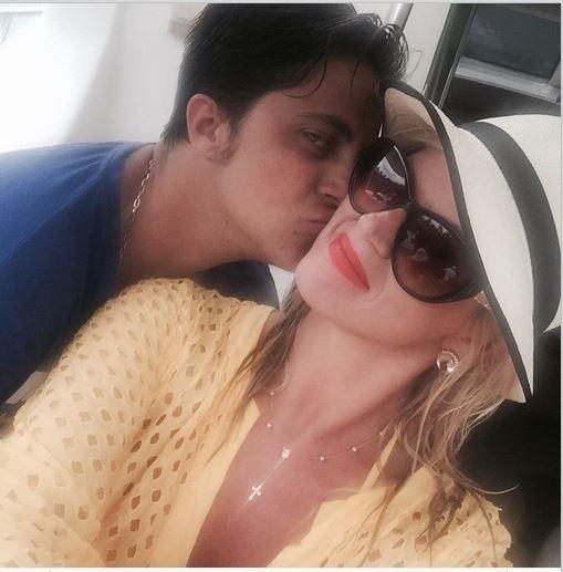 Thammy Miranda e Val Marchiori (Foto: Instagram/Reprodução)