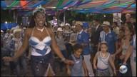 Escola de samba Samuca agita o carnaval de Rio Claro, SP