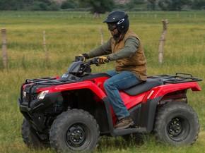 Quadriciclos podem ser emplacados e é necessário uso de capacete (Foto: Divulgação)