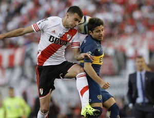 Mammana e Palacios River Plate x Boca Juniors