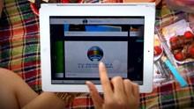 TV Fronteira produz campanha para lançar o aplicativo 'Fronteira e Você' (Reprodução TV Fronteira)