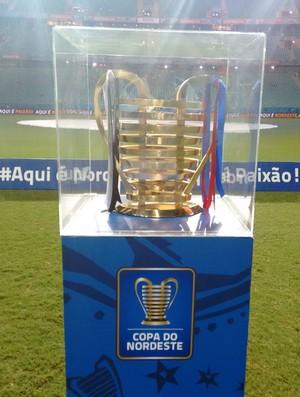 Taça Copa do Nordeste (Foto: Divulgação / EC Bahia)