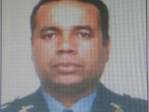 Policial militar foi morto em assalto no Rio (Foto: Divulgação)