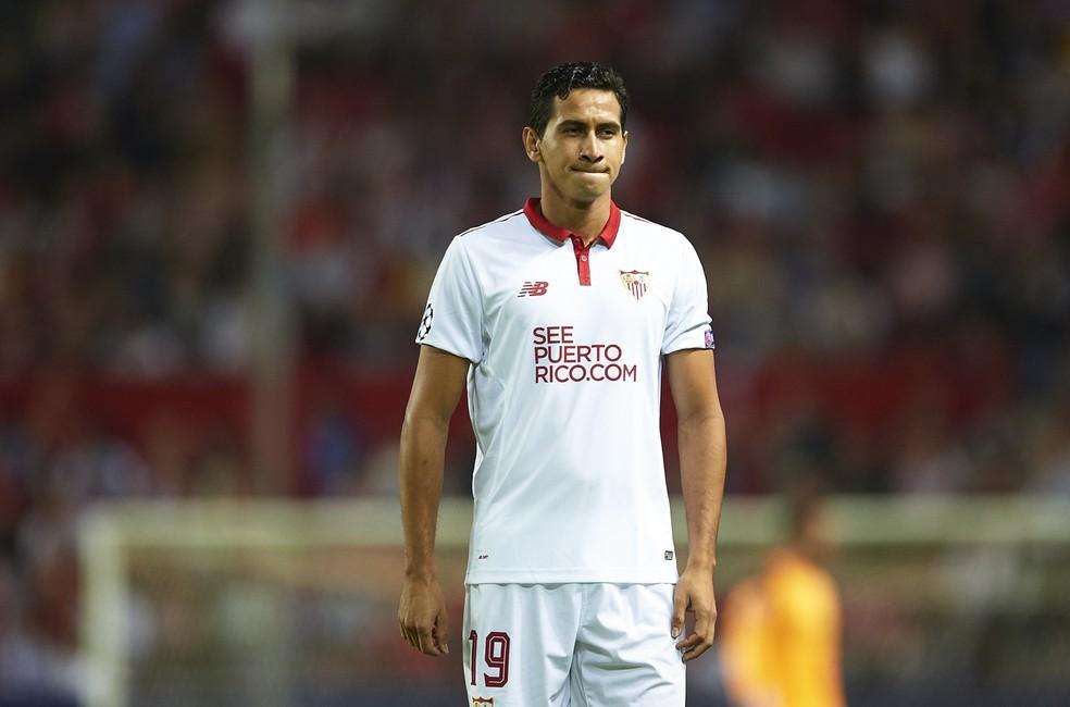 Paulo Henrique Ganso tem atuado pouco no Sevilla sob o comando de Sampaoli (Foto: Getty Images)
