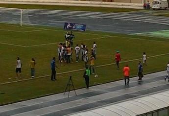 Pinheirense é campeão da Segunda Divisão do Paraense (Foto: Magno ...