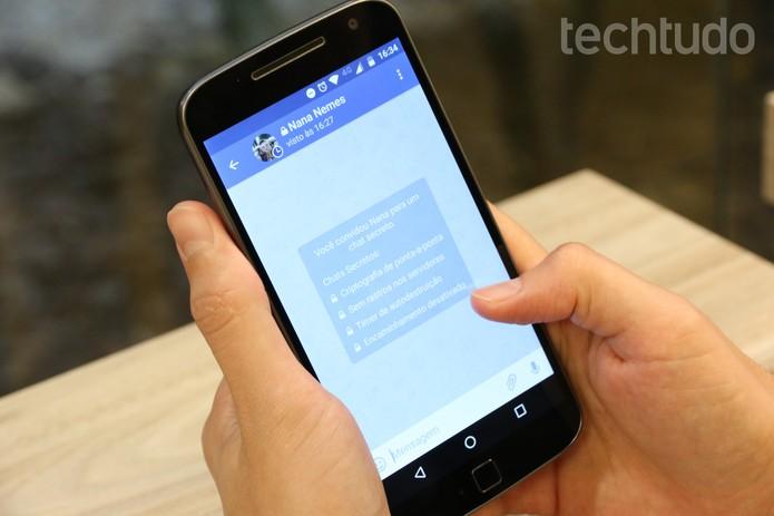 Telegram (Foto: Caio Bersot/TechTudo)