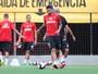 Após marcar dois pelo Sport, André rebate críticas por início lento em volta