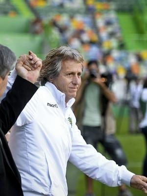 Jorge Jesus Sporting (Foto: AFP)