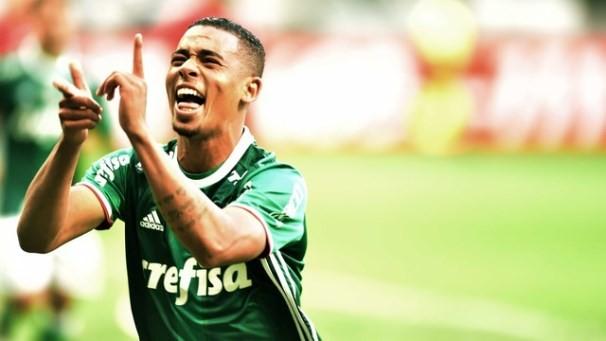 Palmeiras tem grandes chances de lavar o titulo para casa neste domingo  (Foto: Reprodução GE)
