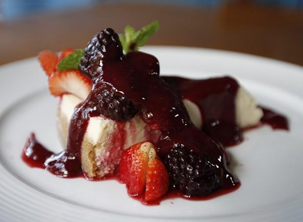 Cheesecake Nova York (Foto: Divulgação)