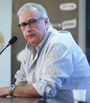 Roberto de Andrade, presidente do Corinthians (Foto: Vanessa Carvalho / Brazil Photo Press / Estadão Conteúdo)