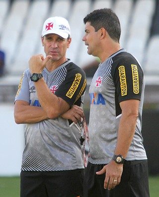 Jorginho, Vasco (Foto: Paulo Fernandes/Vasco.com.br)