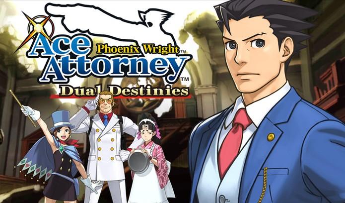 Phoenix Wright: Ace Attorney – Dual Destinies iOS Edition (Foto: Divulgação)