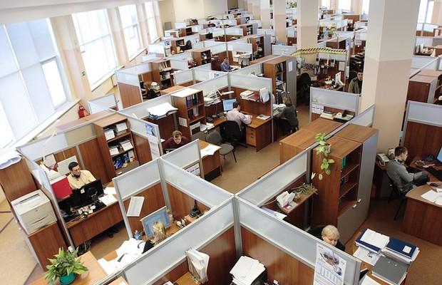 escritorio_russia (Foto: Reprodução)