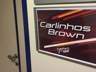 Carlinhos Brown mostra bastidores das gravações do 'The Voice Kids'