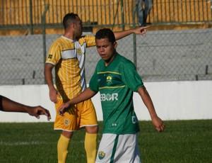 Meia Edu Amparo dispensado do Cuiabá (Foto: Assessoria/Cuiabá Esporte Clube)
