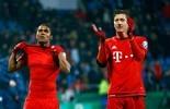 Lewandowski faz dois, Bayern supera time da Segundona e vai à semifinal  (Reuters)