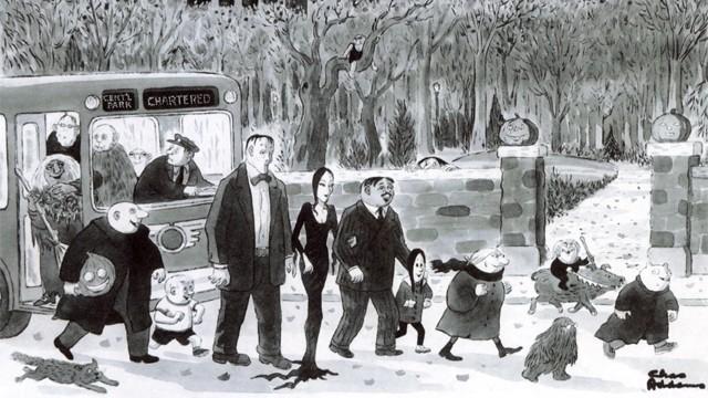A Família Addams (Foto: Reprodução/Divulgação)