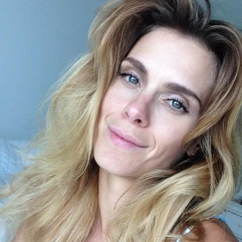 Carolina Deckmann, a Iolanda de Joia rara (Foto: Arquivo pessoal)