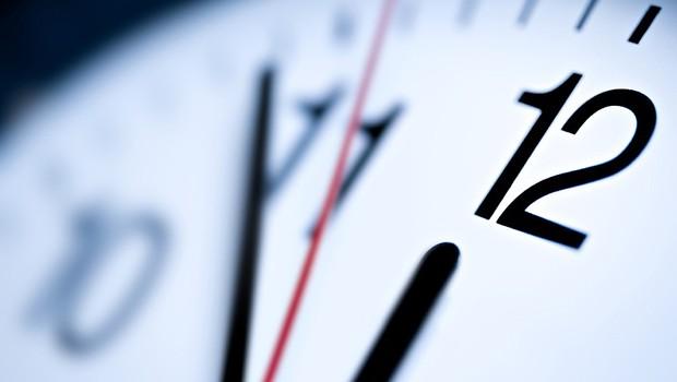 Relógio ; prazo ; deadline ; tempo perdido ; tempo esgotado ; fim do tempo ;  (Foto: Thinkstock)